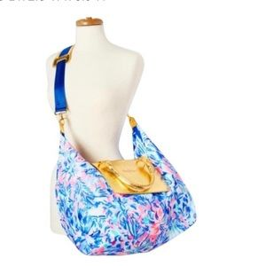 Lilly Pulitzer   Packable Escape Weekender NWT